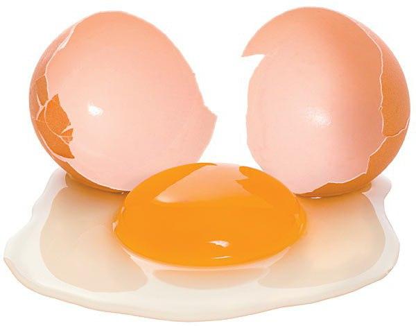 Колико тежи једно пилеће јаје