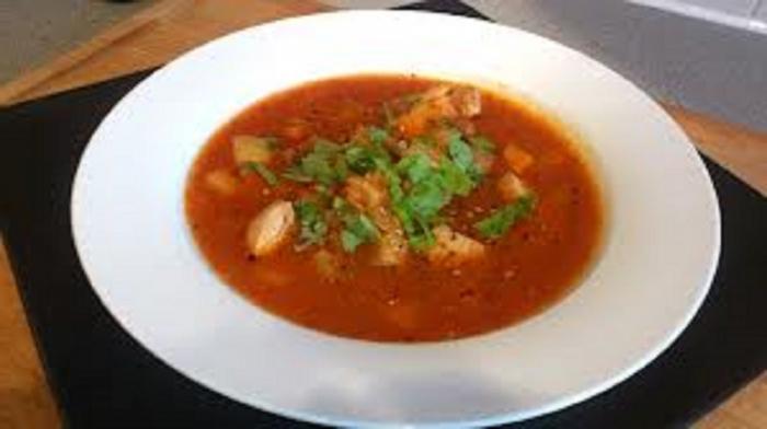как да се готви супа от шампион