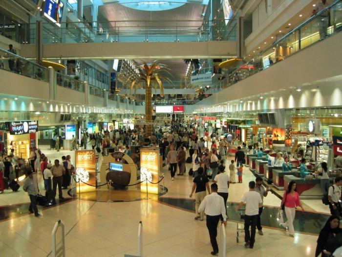 пазаруване в Дубай