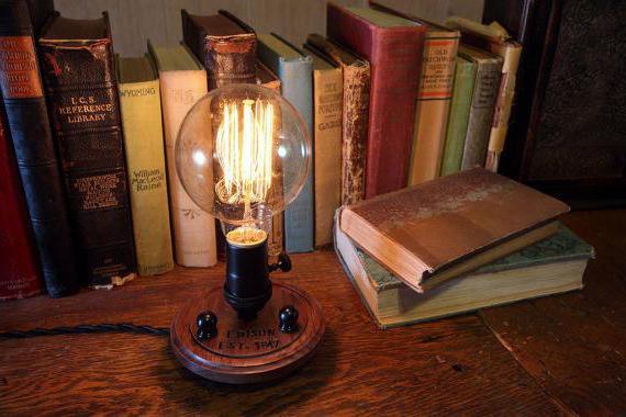 chi ha inventato la prima lampadina