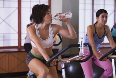 come perdere peso su una cyclette