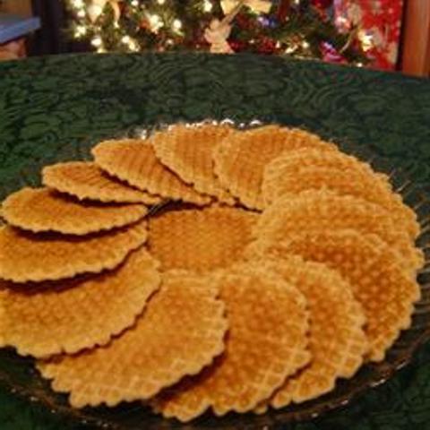 Kalorie sušenky