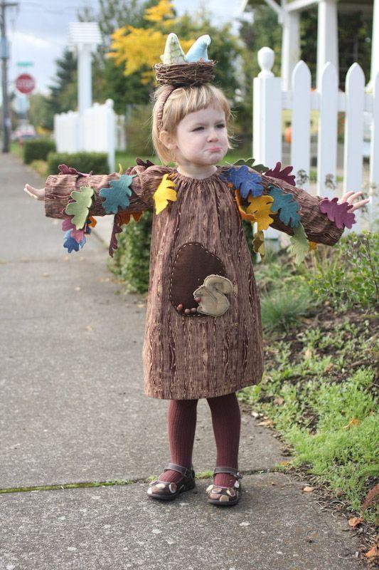 Mala drvena haljina