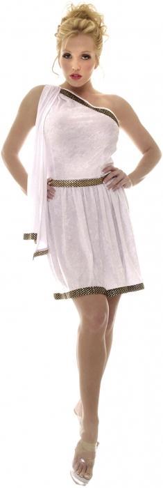 Grecka sukienka zrób to sam
