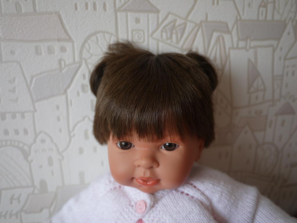 Bambola Llorens Saran