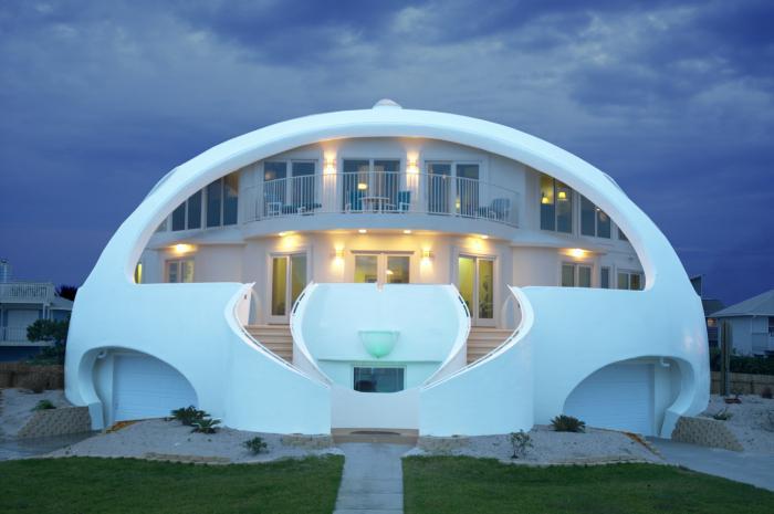 tehnologijo kupol