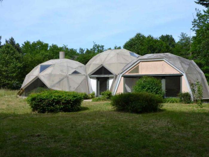 купола кућа Прице