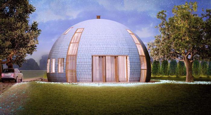 изградња куполастих кућа