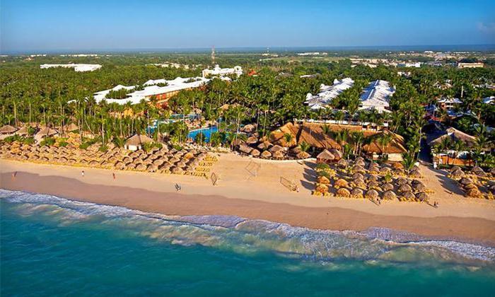 Рејтинг отелеј Доминиканскаа Республика 5 звезди алл инцлусиве