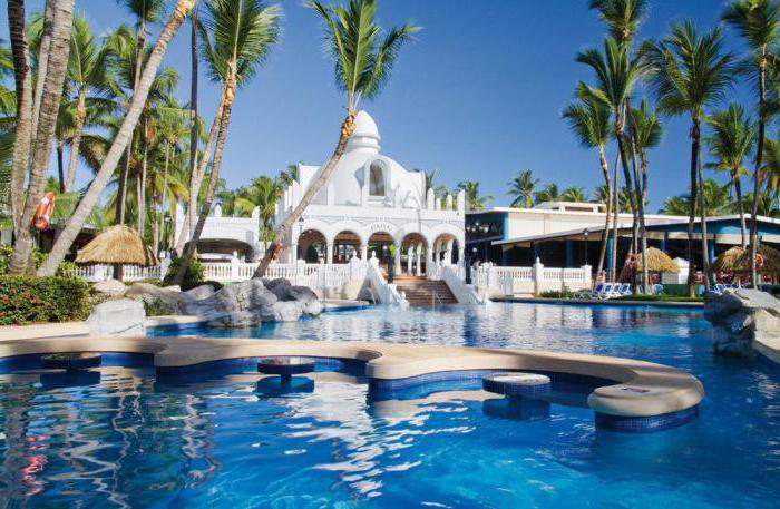 Рејтинг отелеј Доминиканскаа Республика 5 звезди