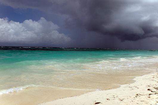 Repubblica Dominicana: stagione delle piogge