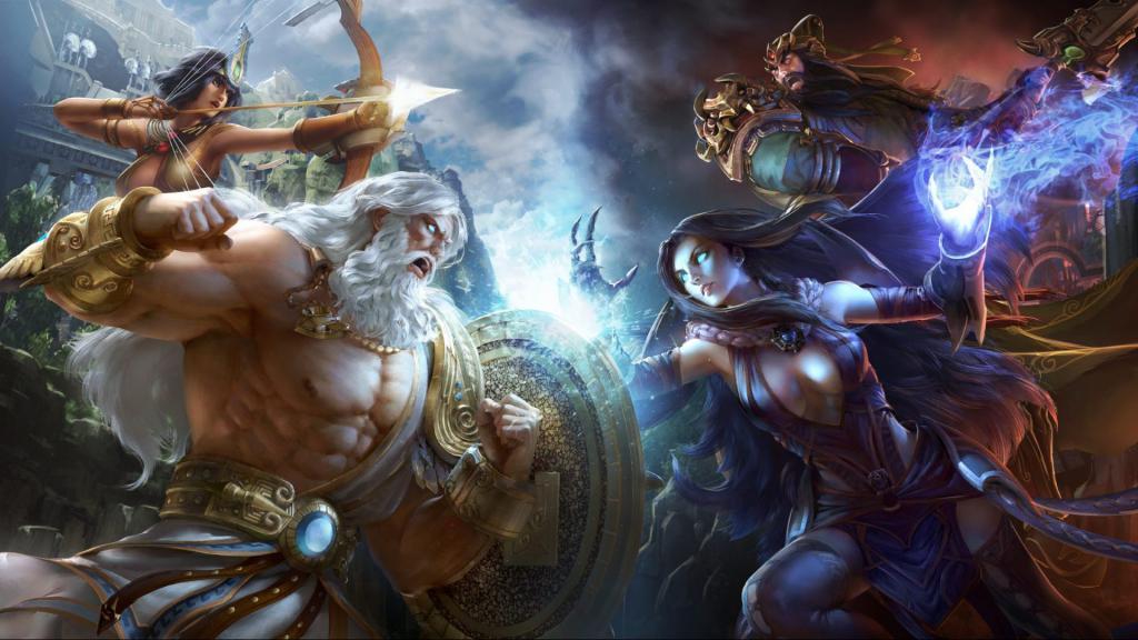 bogovi udaraca