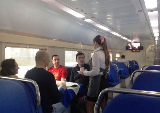 vagone passeggeri