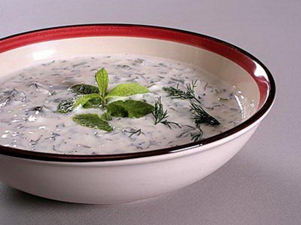 Azerbajdžanska kuhinja recepti dovga