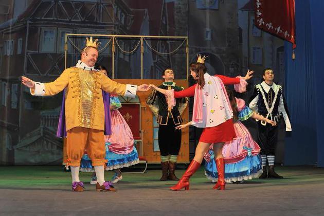 Teatro drammatico Bryansk khanum