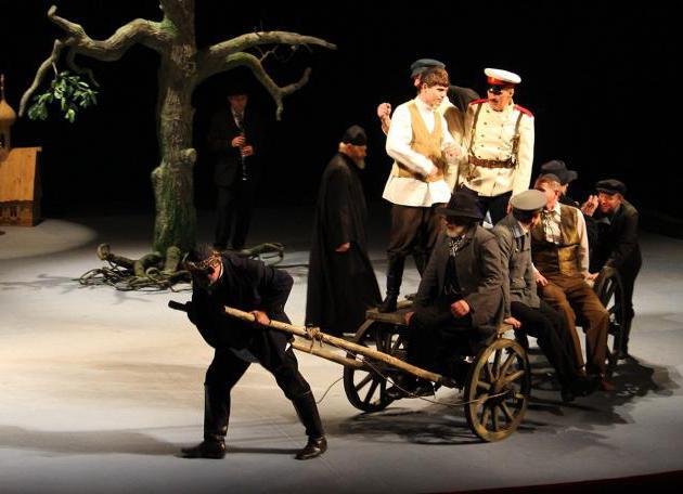 Drama Theater Bryansk indirizzo