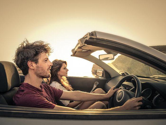 guida auto da sogno