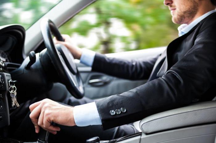libro dei sogni per guidare una macchina senza una licenza