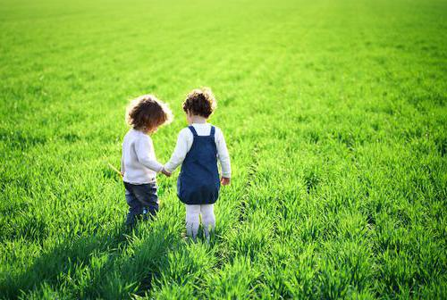 che sogni di camminare sull'erba verde?