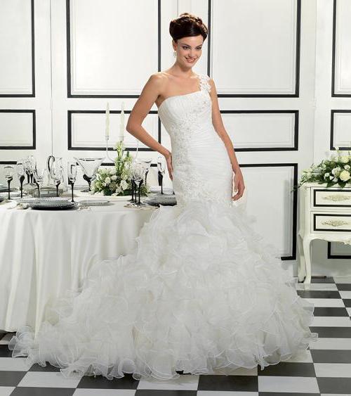 pesce vestito da sposa