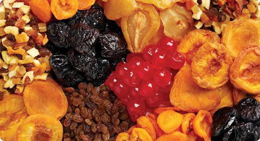 kompot od sušenog voća u laganom štednjaku
