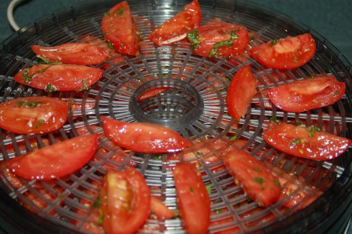ricetta di pomodori secchi