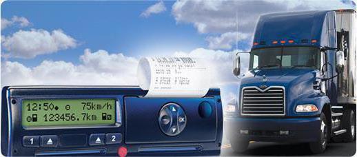 karta řidiče tachografu