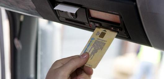kde udělat kartu řidiče pro tachograf