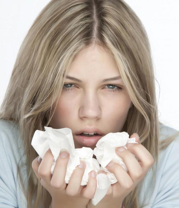 антибиотска алергија