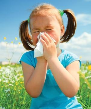 Zdravljenje rinitisa pri otroku