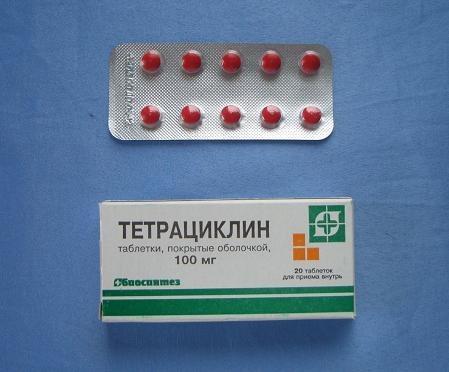 tabletki tetracykliny instrukcje użytkowania