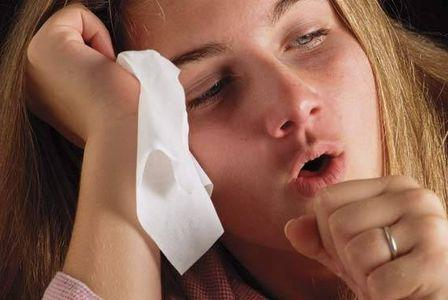 trattamento per la tosse secca