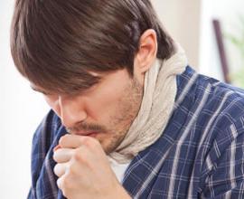 tosse secca senza febbre