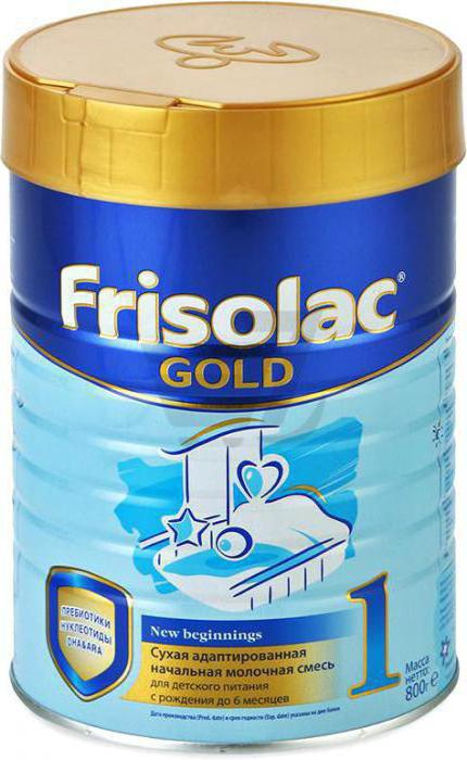 frisolac gold 1 ревюта