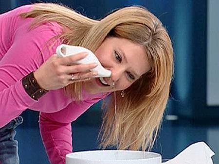cause del naso secco