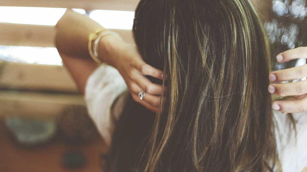Suche leczenie skóry głowy