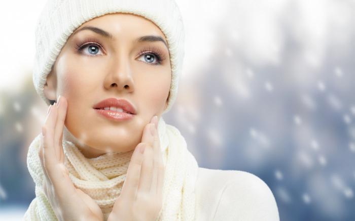 zimska suha koža