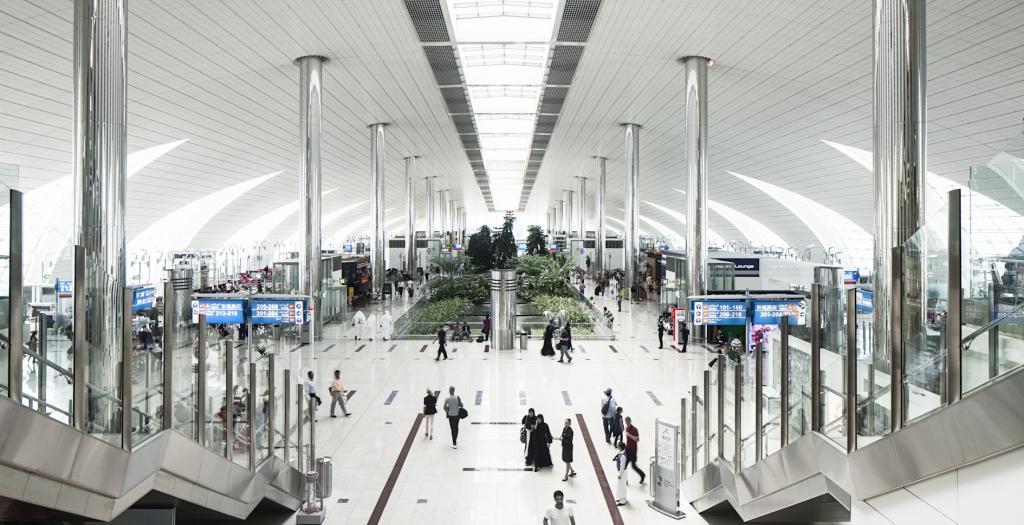 Дубаи Аирпорт