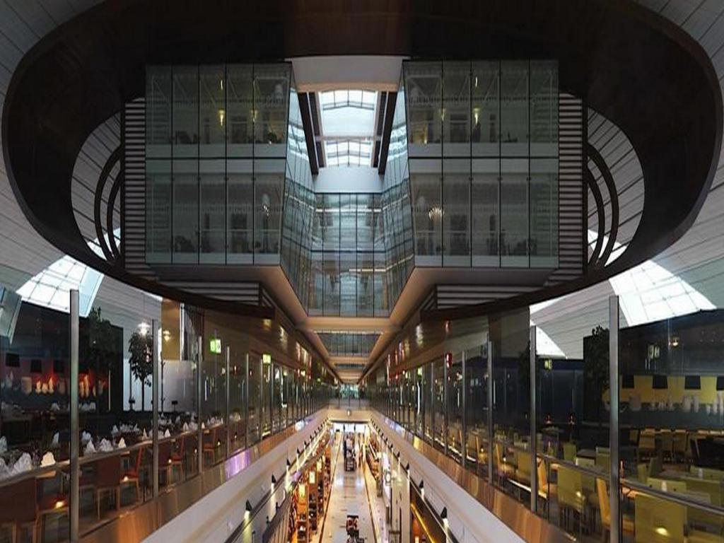 Терминали аеродрома Дубаи