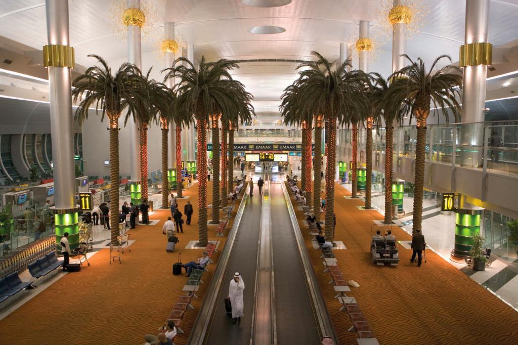 Шта радити у аеродрому Дубаи