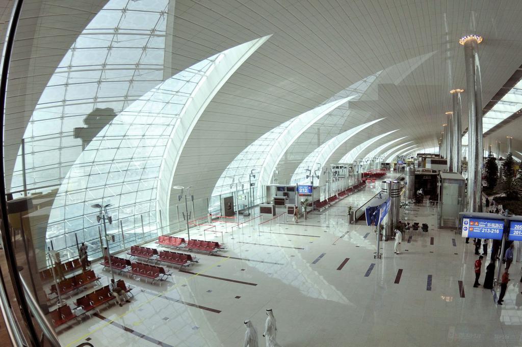 Аеродром Ал Мактоум у Дубаију