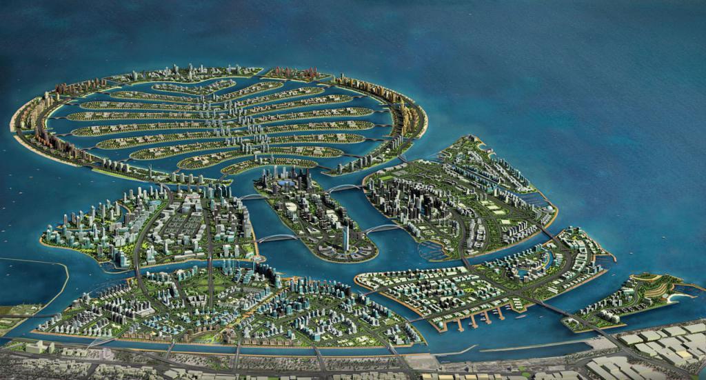 Palmové ostrovy