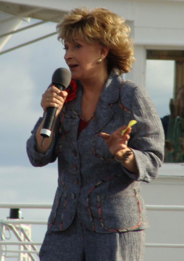 Biografia di Regina Dubovitskaya