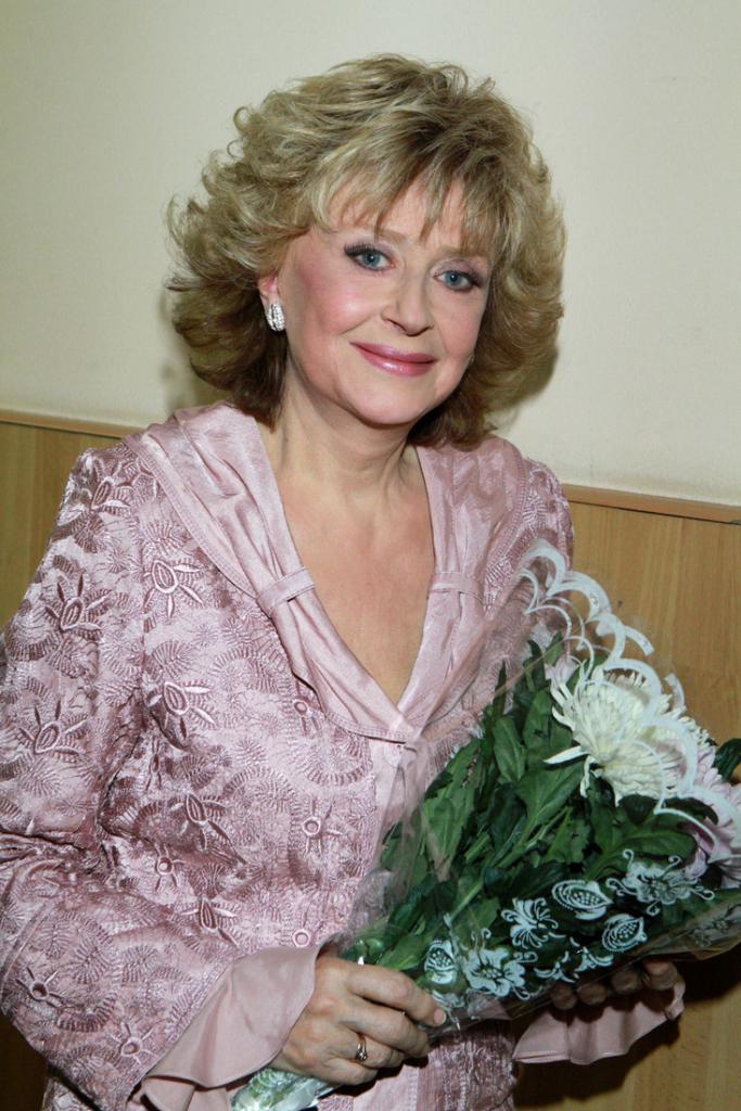 Regina Dubovitskaya in Anshlag