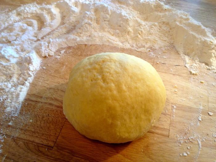 рецепти за тесто од кнедле