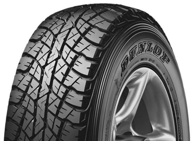 Dunlop GrandTrek AT2