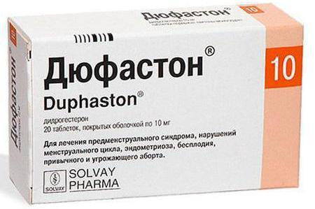 Duphaston и алкохолна съвместимост