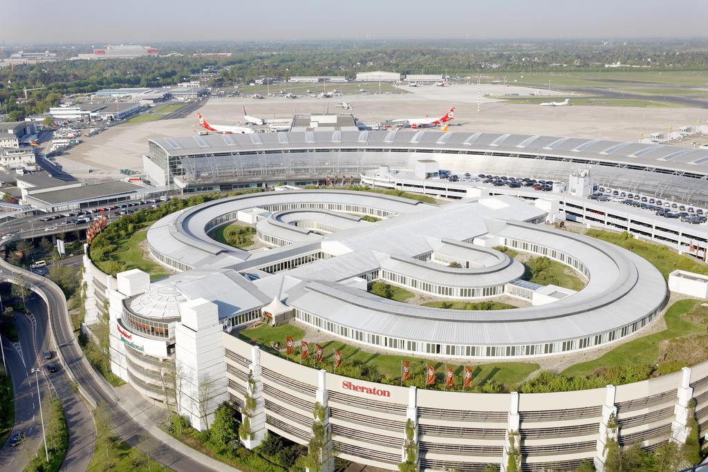Territorio aeroportuale
