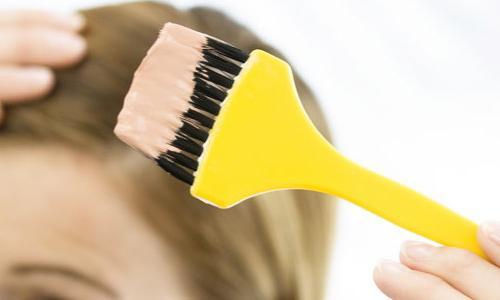 боядисвайте косата си