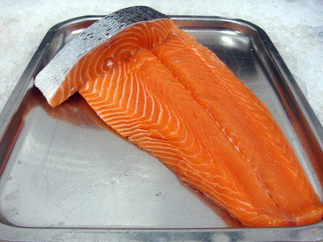 Ухо из рецепта лососа